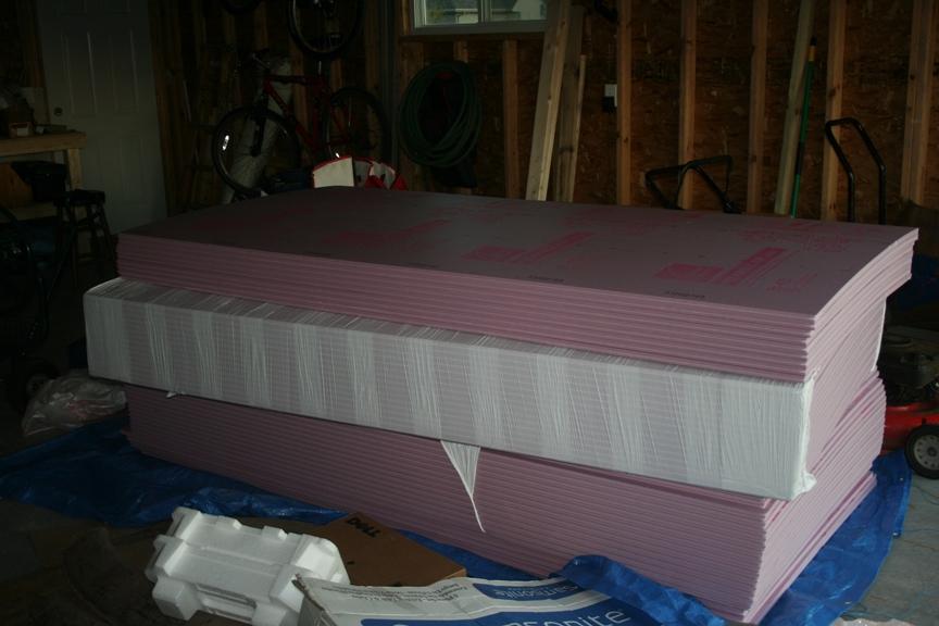 Polystyrene Insulation The Handiless Homeowner